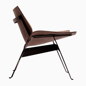 517V Panel Chair by Lucy Kurrein for Capdell