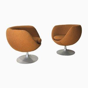 Vintage Crocus Stühle von Pierre Guariche für Steiner, 1967, 2er Set
