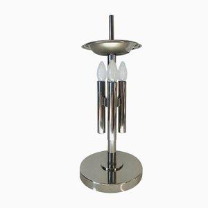 Lámpara de mesa vintage, años 70