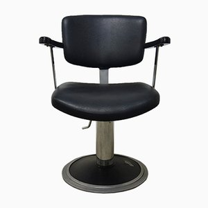 Vintage German Barber Chair, 1960s