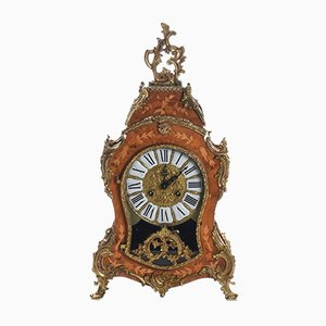 Reloj de repisa Rococó, década de 1900