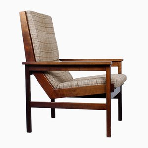 Lotus Teak Armchair by Rob Parry for De Ster Gelderland, 1960s