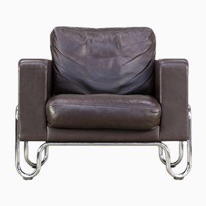 Modell 441 B1 Armlehnstühle von W.H. Gispen für Dutch Originals Furniture, 2000, 2er Set