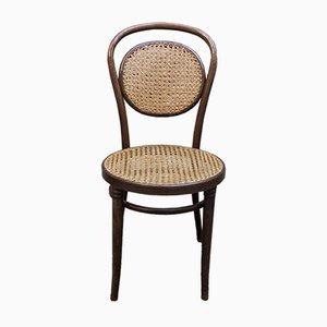 Vintage N° 11 Stühle von Michael Thonet für ZPM Radomsko, 4er Set