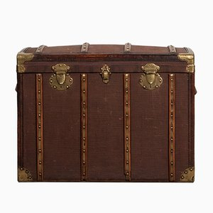 Antique Travel Trunk from O. Jassaud