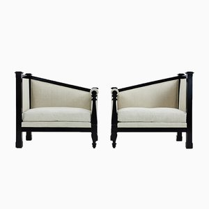 19th Century Sofas, Set of 2