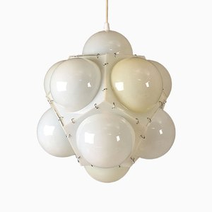 Geometrical Pendant Lamp, 1960s