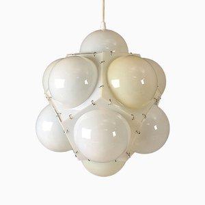 Lampe à Suspension Géométrique, 1960s