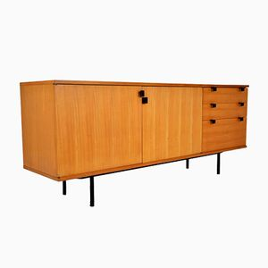 Mid-Century Sideboard by Alain Richard for Meubles TV, 1950s