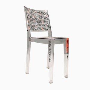 Vintage La Marie Stuhl aus der Rororo Edition von Philippe Stark für Kartell, 2000