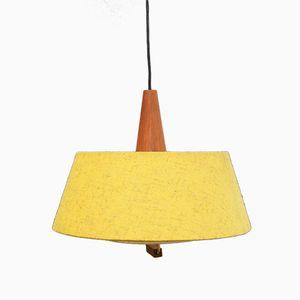 Deckenlampe im skandinavischen Stil, 1950er