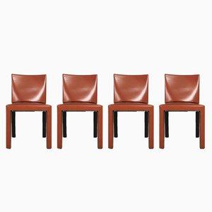 Arcadia Stühle von Paolo Piva für B&B Italia, 1980er, 4er Set