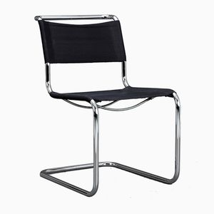 S33 Cantilever Chair by Marcel Breuer for Thonet, 1970s