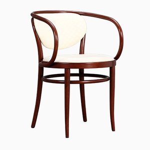 Modell 210 Stuhl aus Bugholz von Thonet, 1983