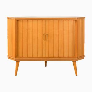 Vintage Corner Cabinet, 1950s