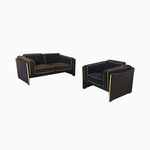 Duc 405 Living Room Set by Mario Bellini for Cassina, 1973