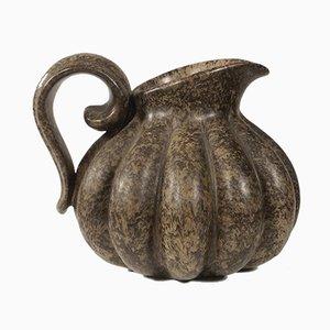 Jarra de cerámica de Michael Andersen, años 40