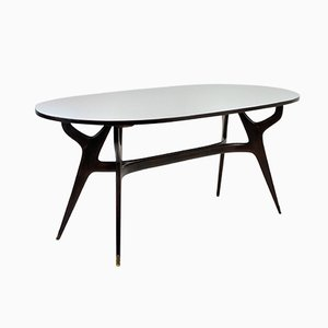 Mid-Century Italian Sculptural Dining Table by Ico & Luisa Parisi