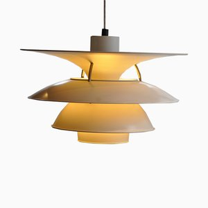 Charlottenborg Ceiling Lamp by Poul Henningsen for Louis Poulsen, 1970s