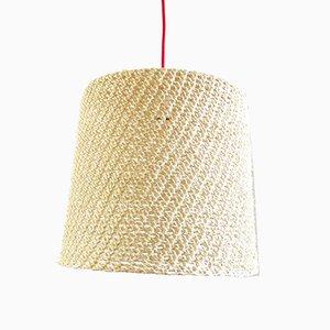 Besonders große Rope Lampe von Com Raiz