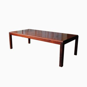 Mid-Century Danish Rosewood Coffee Table by Henning Kjærnulf for Vejle Mobelfabrik, 1960s