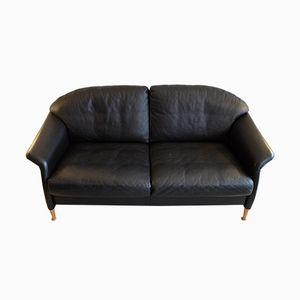 Canapé en Cuir de Walter Knoll, 1980s