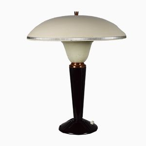 Mid-Century Table Lamp by Eileen Gray for Jumo