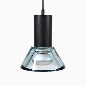 Suspension Lamp by Flavio Poli for Seguso, 1960s