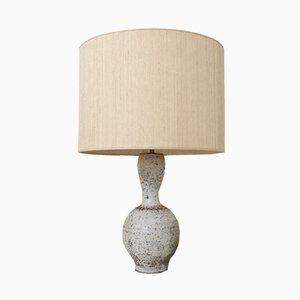 Lampe de Bureau en Céramique, France, 1960s