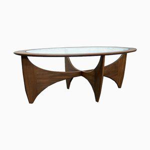 Tavolino da caffè Astro vintage di Victor Wilkins per G-Plan