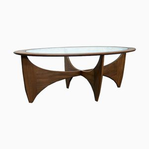 Vintage Astro Coffee Table by Victor Wilkins for G-Plan