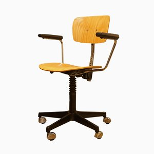 Vintage 495 Office Chair from Drabert, 1970s