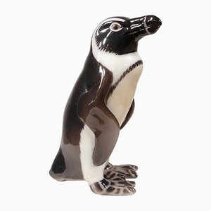Vintage Ceramic Penguin by Sveistrup Madsen for Bing & Grondahl