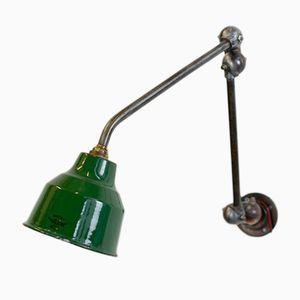 Arbeitslampe mit Gelenk von Maxlume, 1930er