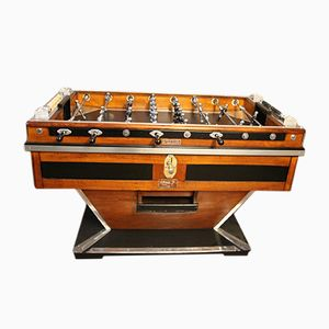 Mid-Century French Foosball Table, 1930s