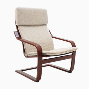 Bentwood Armchair from TON, 1980s