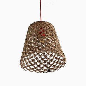 Lampe à Suspension Rope par Com Raiz