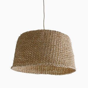 Große Rope Lampe von Com Raiz