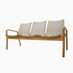 Mid-Century Swedish Primo Bench by Yngve Ekström, 1979