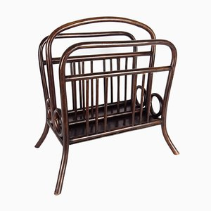 Antique Magazine Rack from Thonet