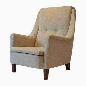 Vintage Armchair by Folke Ohlsson for Fritz Hansen, 1950s