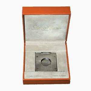 Cigar Cutter and Original Box from Ercuis Saint Hilaire, 2000