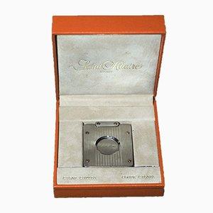 Cigar Cutter and Original Box from Ercuis Saint Hilaire, 2000