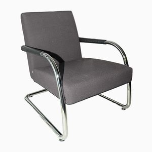 Chrome Cantilever Lounge Chair by Antonio Citterio for Vitra, 1990s