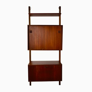 Royal System Wall Unit by Poul Cadovuis, 1960s