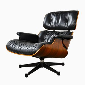 Poltrona di Charles & Ray Eames per Herman Miller, anni '70