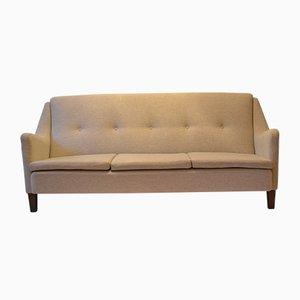 Sofa von Folke Ohlsson für Fritz Hansen, 1950er.