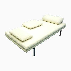 Sofá cama italiano de Giovanni Offredi para Saporiti Italia, años 70
