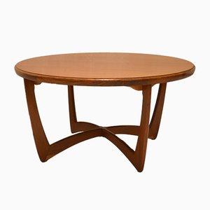 Vintage Danish Teak Coffee Table, 1960s