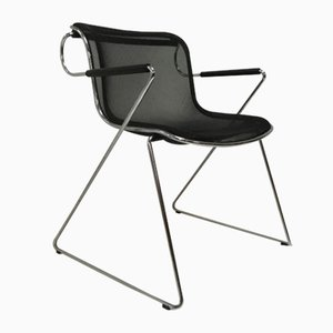 Penelope Chair by Charles Pollock for Castelli, 1980s
